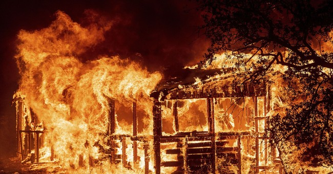 5 Killed Including 2 Children and Their Great Great Grandmother in California Wildfires
