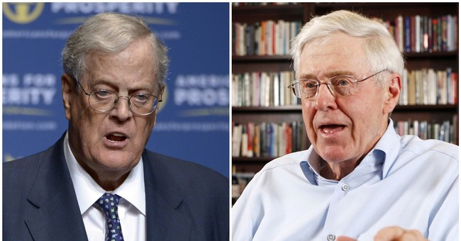 Trump Slams Koch Brothers In Morning Tweets: They've Become a 'Total Joke'