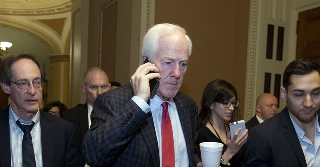 Cornyn: I'm Optimistic Kavanaugh Will Be Confirmed...in Bipartisan Fashion