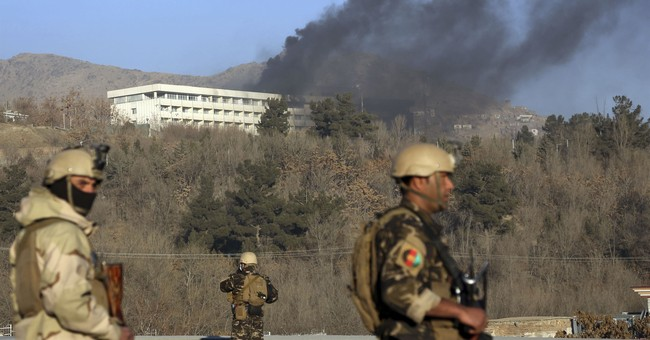 Multiple Americans Killed In Kabul Hotel Attack