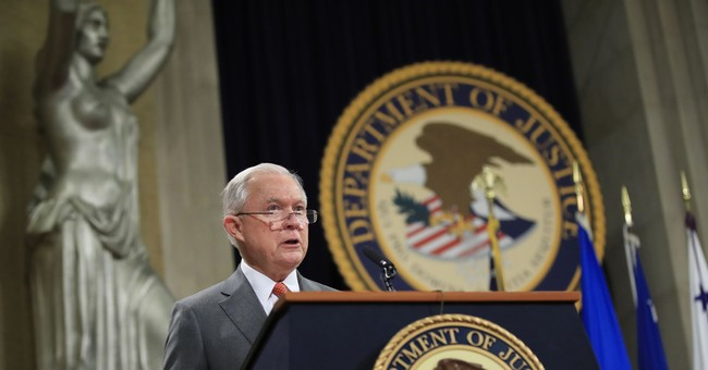 Jeff Sessions announces a 'Religious Liberty Task Force' to protect hate groups