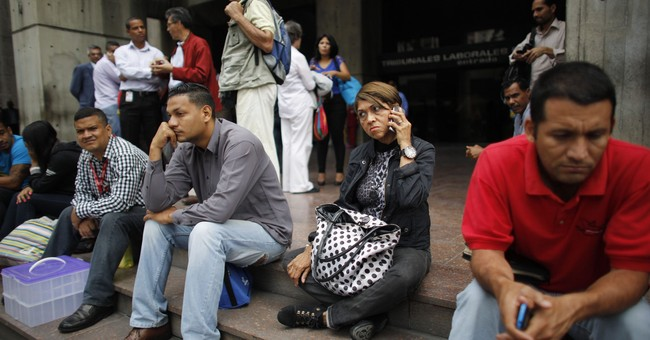 Staggering: Venezuela's Epic Economic Collapse Is So Complete We Have This Figure Hitting…10 Million Percent