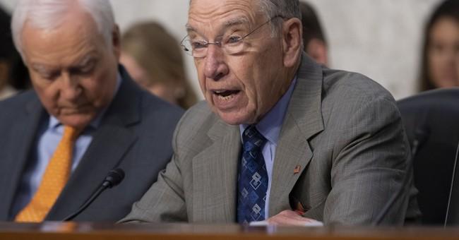 'Dumba**': Orrin Hatch Sounds Off on Democrats' Kavanaugh Obstruction