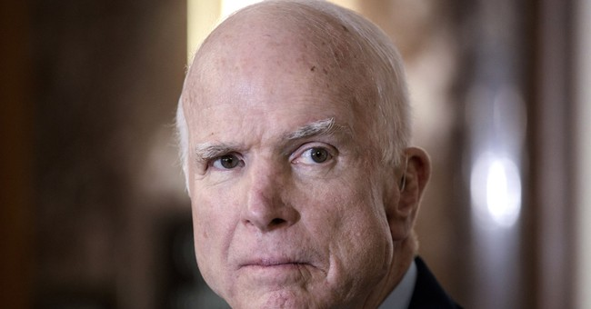 Sen. John McCain stops treatment for his brain cancer