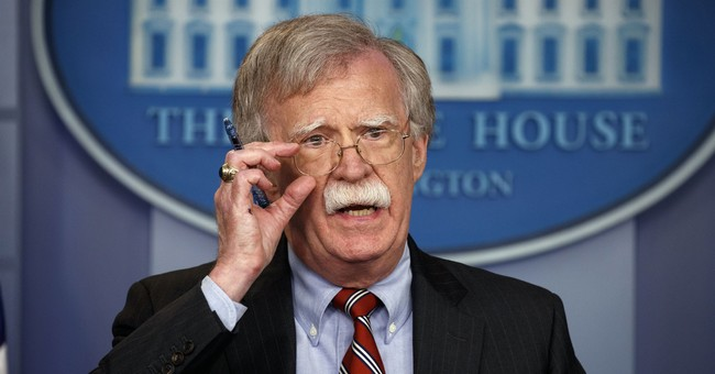 Bolton: We Will No Longer Cooperate With the ICC