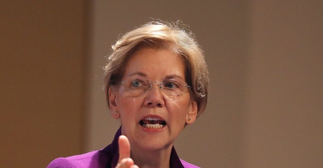 Elizabeth Warren Says There Should Be a Law to Protect Mueller, Dodges Question of Impeachment