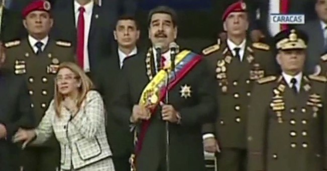 Maduro's Allies Partly Blame US for Assassination Attempt