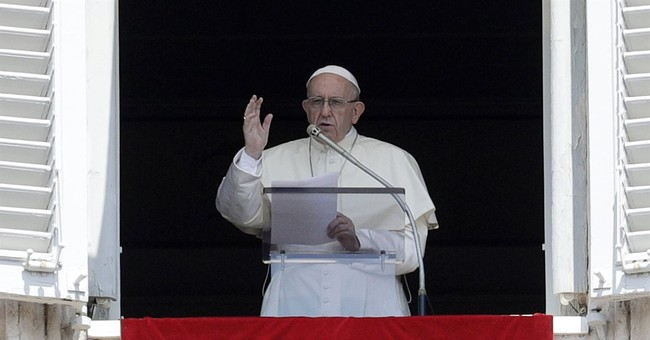 Pope Francis Rewrites Catholicism ... and the Bible