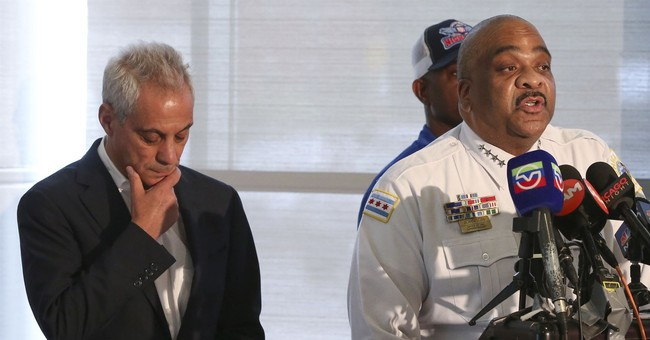 Bowing Out: Embattled Chicago Mayor Rahm Emanuel Nixes Re-Election Bid
