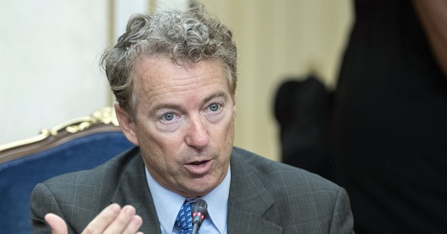 Rand Paul May Force Vote to Compel Hunter Biden, Whistleblower to Testify in Impeachment Proceedings