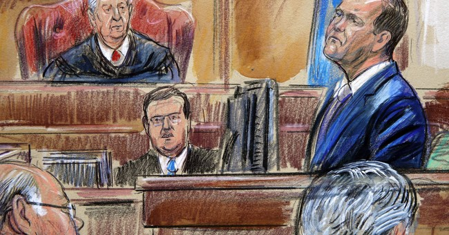 'These Robes Make Me Human': Manafort Judge Apologizes to Prosecutors for Behavior