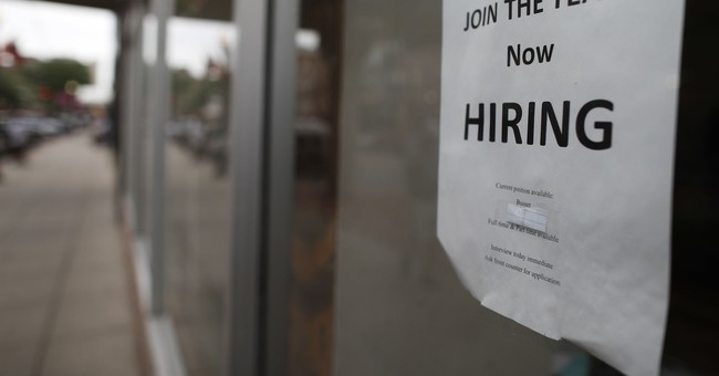 New Jobs Record: More Openings Than Job Seekers Since March