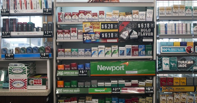 Tobacco 21 Doesn't Add Up