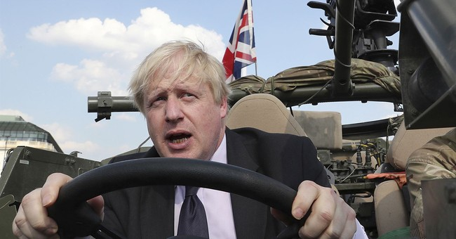 Lay off Boris Johnson -- and Us, for That Matter