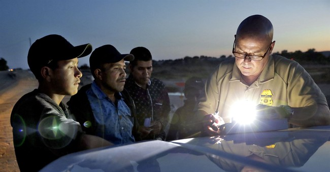 'Unprecedented Move': How Border Patrol Agents Are Quickly Dealing With Asylum Seekers