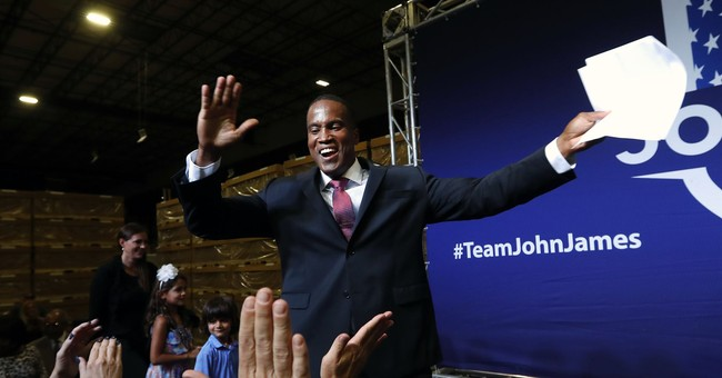 Poll: President Trump and John James Lead in Michigan