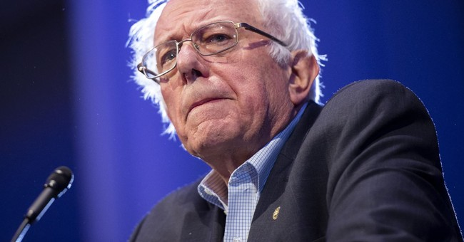 Watch: Bernie Sanders Calls for New World Order of 'Shared Prosperity'