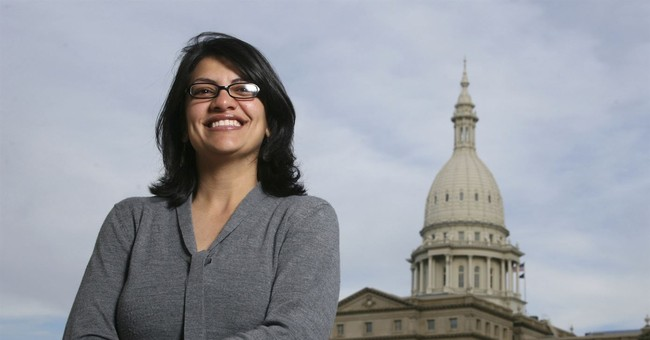 A Congresswoman Who Puts Palestinians First And Americans Second