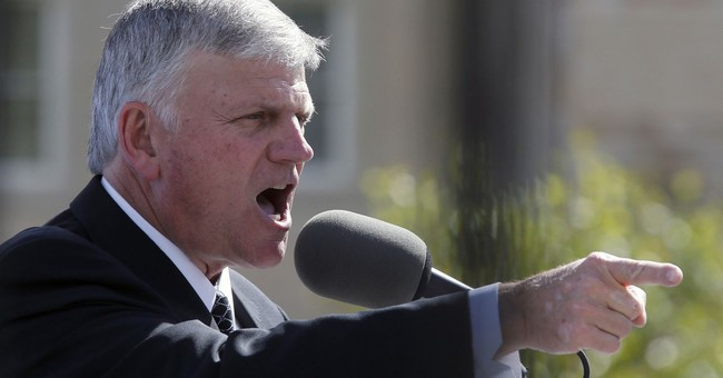 Franklin Graham Blasts Christianity Today's Call for Trump's Impeachment: My Dad Would Be Disappointed