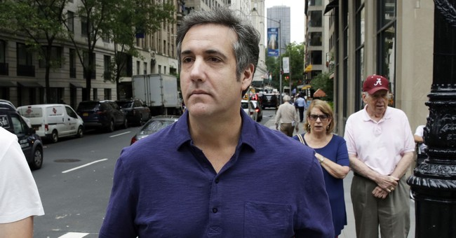 UPDATE: Guilty; Here We Go: Former Trump Lawyer Michael Cohen Will Take a Plea Deal Today, Has Turned Himself Into the FBI