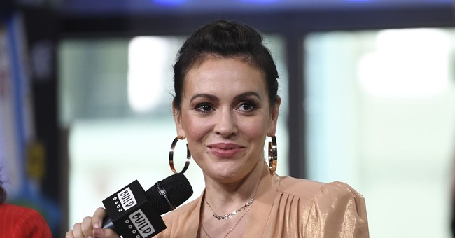 Sex Strike Activist Alyssa Milano Releases Abortion Map to Inform Hollywood Where They Should and Shouldn't Film