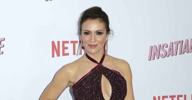 Alyssa Milano's Twitter Thread About the Democratic Party Got Off to a Bad Start