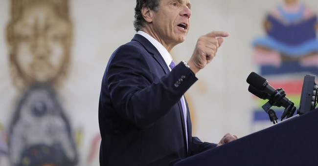 Gov. Cuomo: America 'Was Never that Great'
