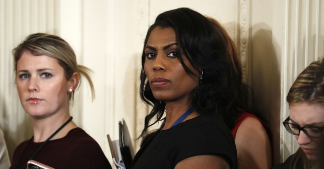 Trump Just Fired Off a Tweet Referring to Omarosa as a 'Dog'