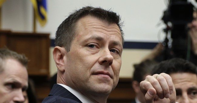 Newest Strzok-Page Texts Should Scare You