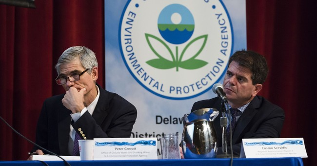 Prodding Trump's EPA to Reexamine Endangerment