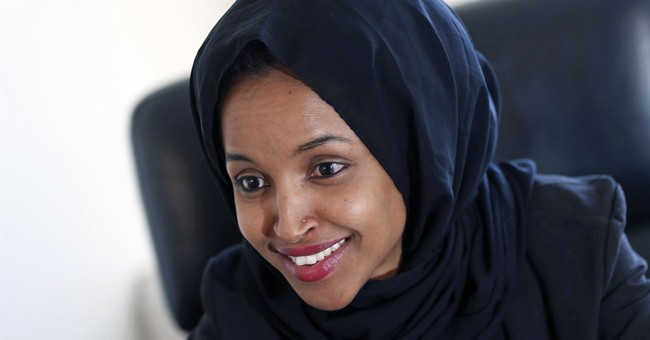 Here's How Rep. Omar Defended Her Past Anti-Semitic Remarks