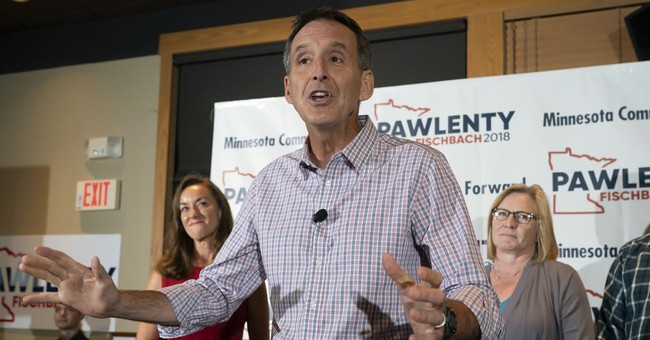 Anti-Trump Tim Pawlenty's Comeback Bid Fails in Minnesota