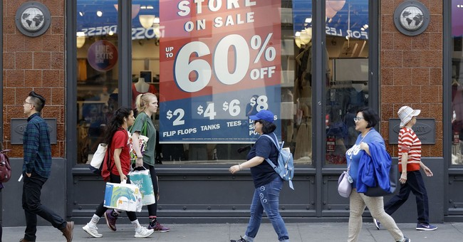 Retail Sales Plunge Way More Than Expected
