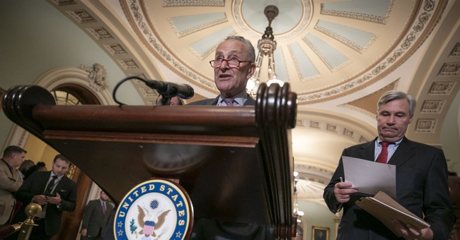 Congress Must Repeal Schumer's Shady $3 Billion Obamacare Bailout for Health Insurers