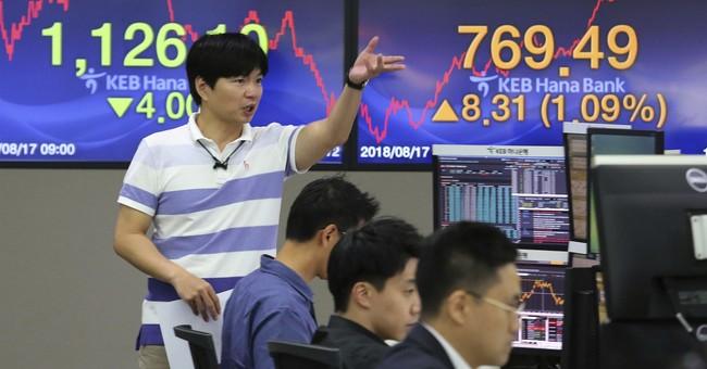 Global Tensions Ripple Through World Markets