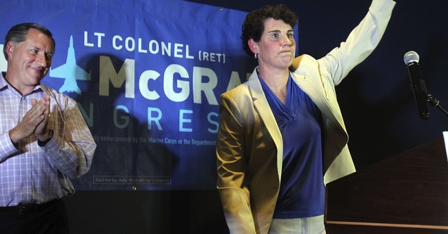 Amy McGrath Criticizes Paycheck Protection Program as Her Consultants Benefited From It