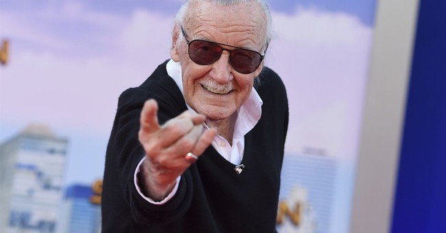 Stan Lee's Work a Reflection of His Times