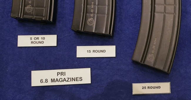 GOP Candidate For State Senate Calls For Magazine Restrictions