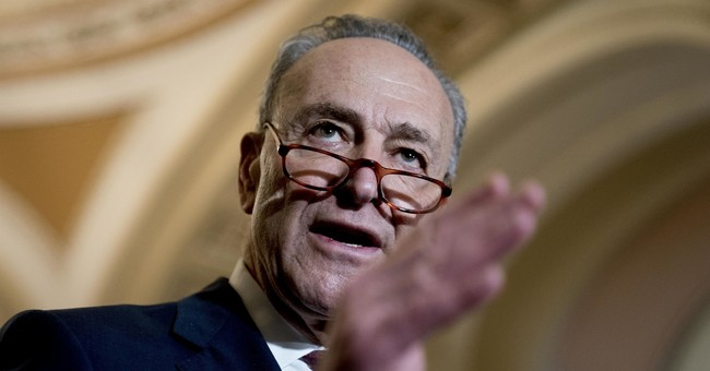 As A Former Democrat, The Schumer Shutdown Was About Firing Up The Democratic Base