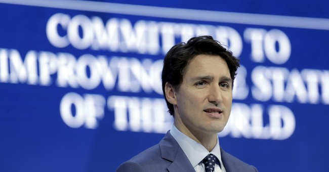 Trudeau comes under fire for 'mansplaining,' correcting 'mankind' to 'peoplekind'