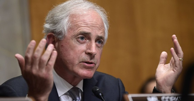 Sen. Corker: The White House Is Telling Saudi Arabia They Can Get Away With Murder