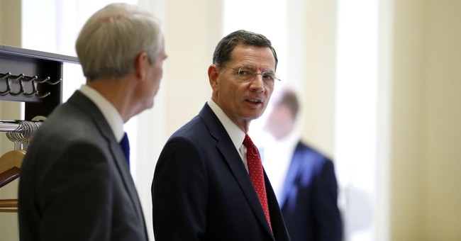 Here's What John Barrasso Had to Say About Pelosi's Sneaky 'Liberal Wish List'