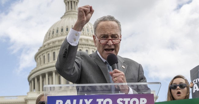 Schumer Says Kavanaugh Calling Roe v. Wade 'Settled Law' Is a 'Dodge': Let's Hope So