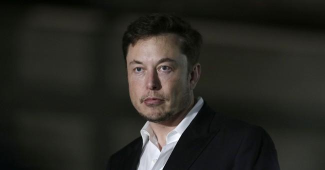 Elon Musk Has Begun to Reek