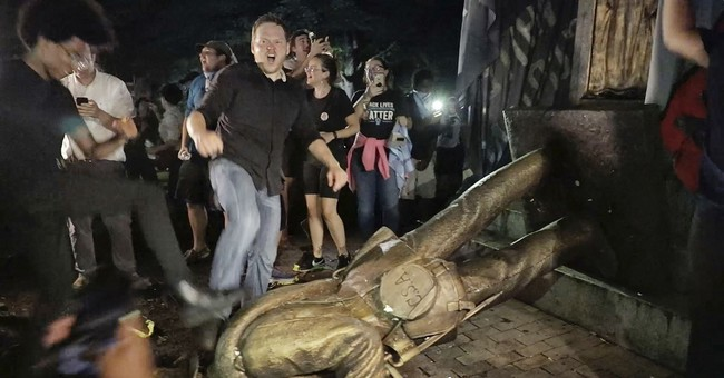 First it's Silent Sam. Next, SJW's Will Come for the Constitution.