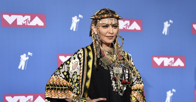 Madonna Wants to Meet with the Pope & Make Him Pro-Choice. She Lays Out Her Simple Plan. Presto-Change-O