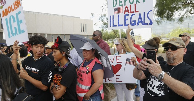 Top Leftist Think Tank: Hey Dems, Cool Off Open Borders Talk -- Trump Is WINNING On Immigration