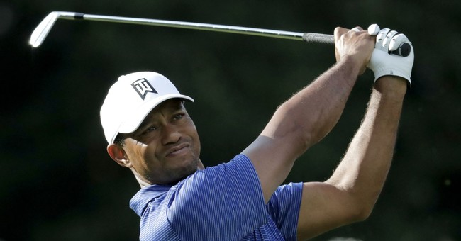 ESPN Host Angered Over Tiger Woods Urging Respect for the President: 'Stupid Comment'