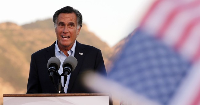 Romney Delivers Another Rebuke of Trump...and the Trump Team Responds