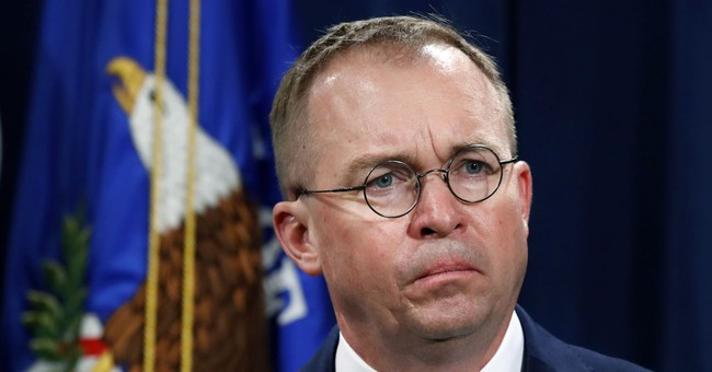 Report: Mulvaney Thinks Impeachment Process Will Bring Landslide Victory For Trump